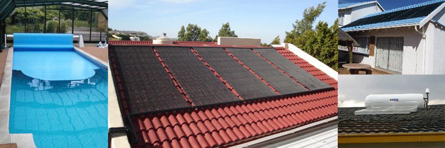 Solar pool heating johannesburg home for Pool design johannesburg